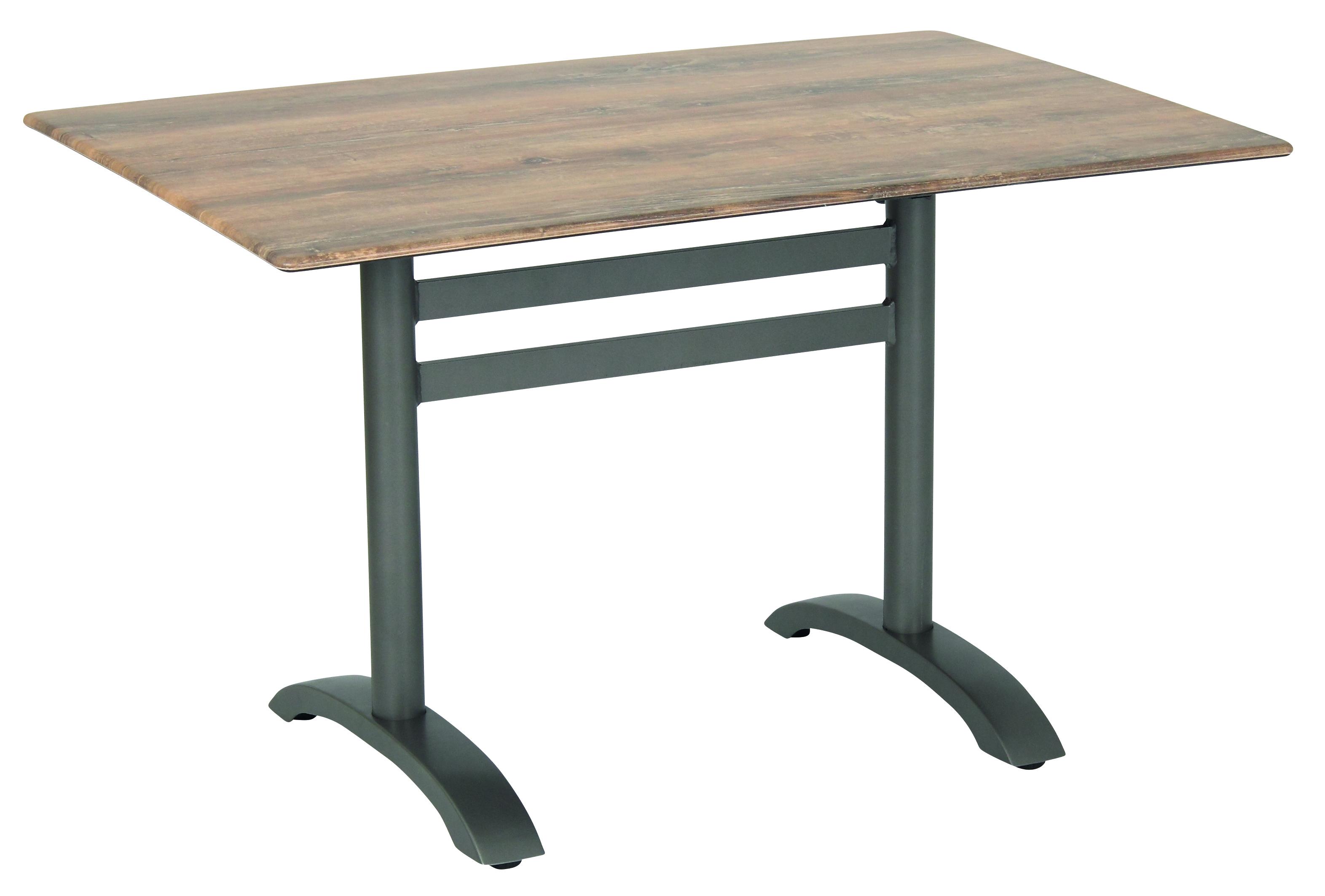 Balkon Tisch 120x80.Details Zu Acamp Gartentisch Bistrotisch Acaplan 120x80 Cm Balkontisch Klapptisch Cherry