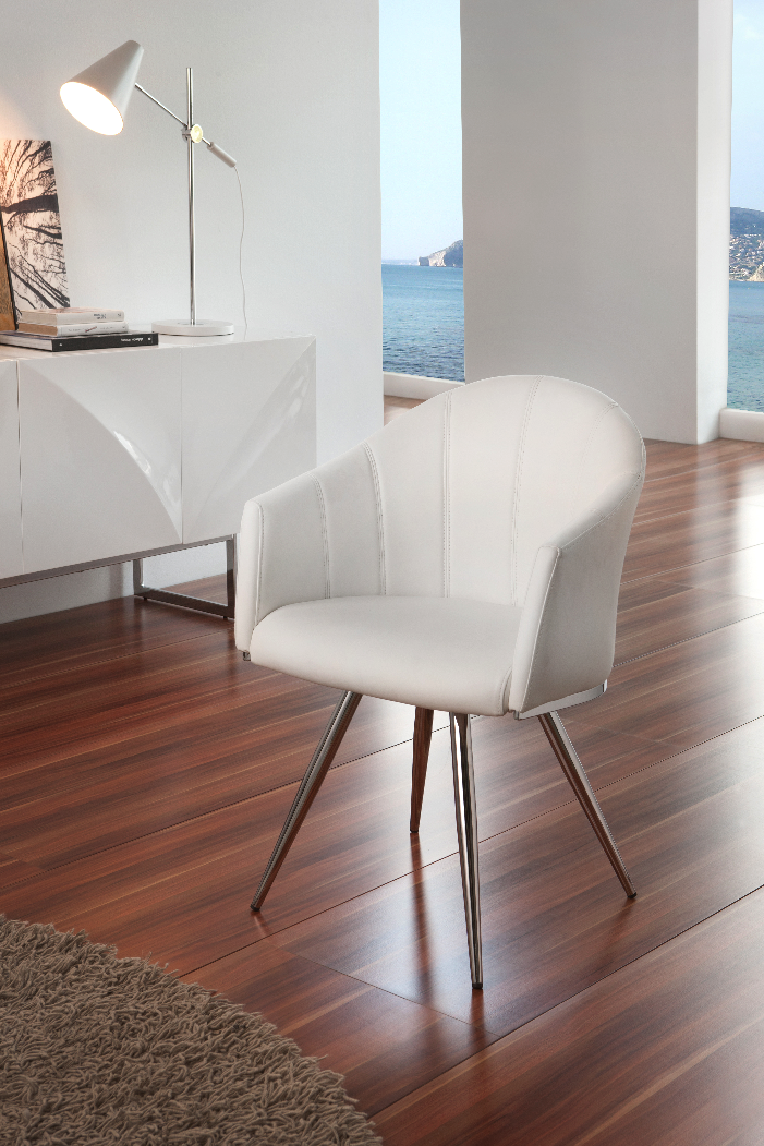 Dc 110 dupen design stuhl set 2 st hle esszimmerstuhl for Badezimmer stuhl design