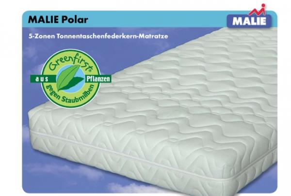 polar taschenfederkernmatratze malie matratze in allen gr en testsieger h2 u h3 ebay. Black Bedroom Furniture Sets. Home Design Ideas