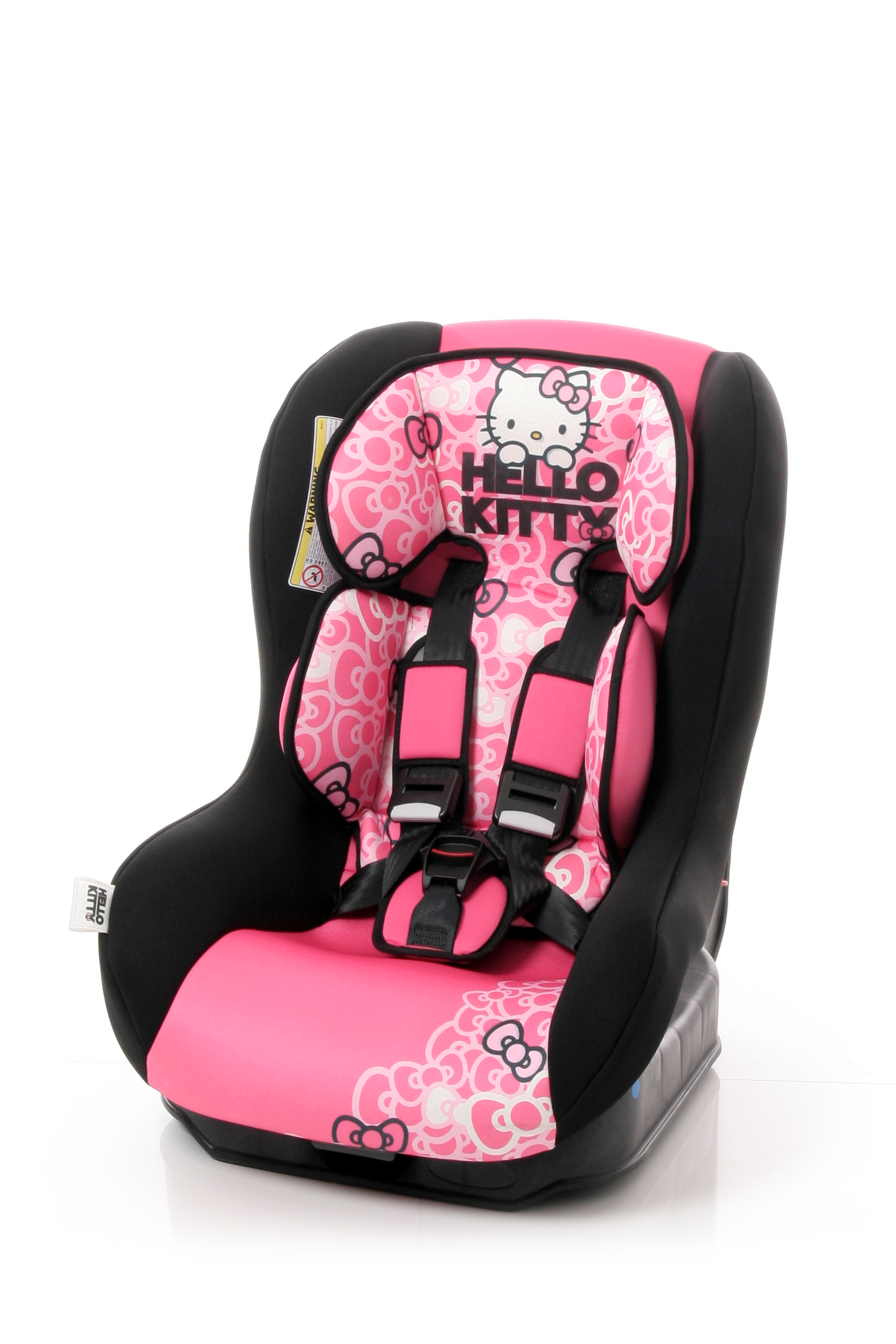 osann safety plus nt hello kitty kinder auto sitz autositz. Black Bedroom Furniture Sets. Home Design Ideas