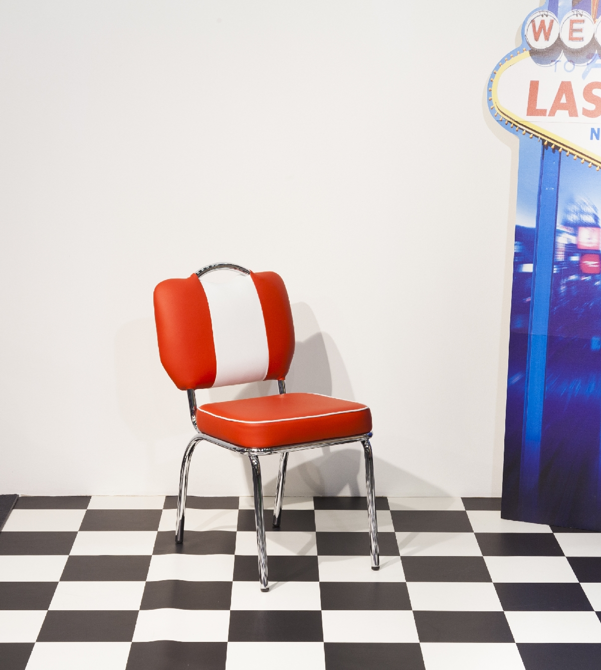 bistrostuhl paul 2er set american diner 50er jahre retro. Black Bedroom Furniture Sets. Home Design Ideas